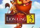 Aslan Kral 3: Hakuna Matata Çalan Şarkılar