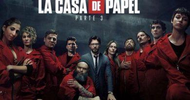 La Casa De Papel 3. Sezonda Çalan Şarkılar